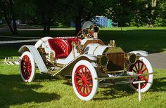 1911 Ford raceabout.