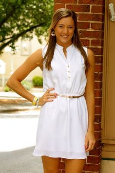 sugar boutique- Coast Sleeveless Silk Shift with Gold Belt