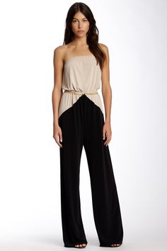 Strapless Jumpsuit by DS Dress by Debbie Shuchat on @nordstrom_rack