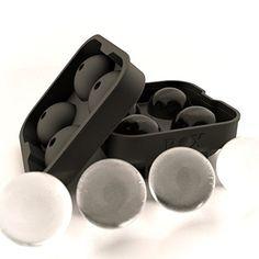 2er Set Prepara Ice Ball Maker Clever Eiswürfel-zubereiter