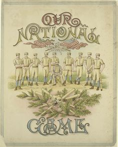 """America's National Game:"" The Albert G. Spalding Collection of Early Baseball Photographs and Drawings"