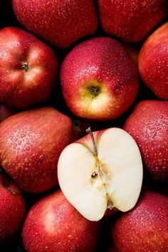 Fresh apples - gorgeous