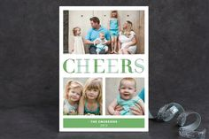 Deconstructed Cheers by Aspacia Kusulas at minted.com