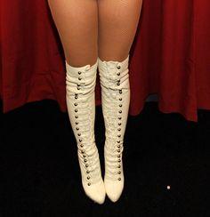 Reveal: Celebs Wearing Crazy Boots | Gallery | Wonderwall