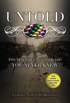 UNTOLD: The New Orleans 9th Ward You Never Knew by Lynett... https://www.amazon.com.au/dp/B005CIWMVK/ref=cm_sw_r_pi_dp_x_rVetybCS7FE2N