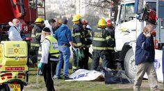 Al menos 4 muertos y 15 heridos en un ataque con un camión en Jerusalén Este