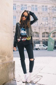 the-streetstyle:   Diesel x ALEXCLOSET... Fashion Clue | Street Outfits & Trends