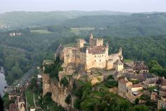 Château féodal de Beynac