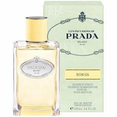 プラダの香水インフュージョン ドゥ プラダに夏らしい新作が仲間入り