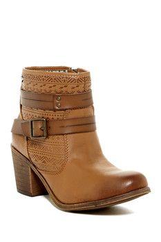 Roxy Petra Buckle Boot