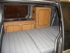 Convert Your Van Ltd - People Carrier Camper Conversion and Furniture Kits Nissan Elgrand, Van Interior, Camper Conversion, Campervan, Motorhome, Conversation, Vans, Camping, Luxury