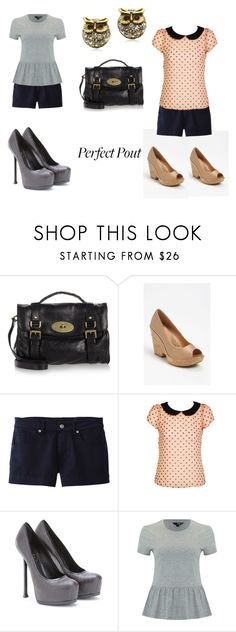 """BS"" by sandyeffy ❤ liked on Polyvore featuring Mulberry, Söfft, Uniqlo, Yves Saint Laurent, Hobbs NW3 and Alcozer & J"