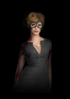 Gotham's Mad Men - Catwoman: If Mad Men characters were Batman's enemies.