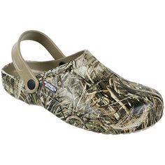 Rugged Shark Men's Rascal Realtree® MAX-5 Clog