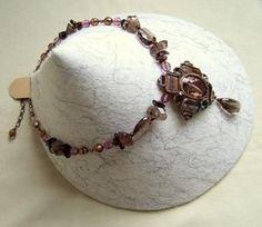 super easy necklace display