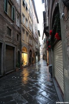 The many streets of Italy