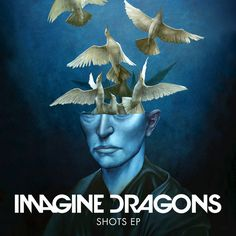 """""""Shots - Astrolith Remix"""" by Imagine Dragons was added to my Discover Weekly playlist on Spotify"""