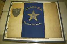 Young Men's Secession Association of Mobile flag Confederate States Of America, Confederate Flag, America Civil War, Rob Adams, Military Flags, Civil War Flags, Southern Heritage, Civil Wars, Civil War Photos