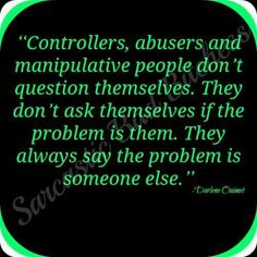 I'm definitely the problem... Guess I'm none of those???? Hehe