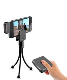 Look at this Tripod & Remote for iPhone on #zulily today!
