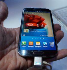 Swiftkey será el teclado por defecto en el Samsung Galaxy S4 http://www.xatakandroid.com/p/91181