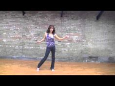 Salome Merengue Routine - YouTube