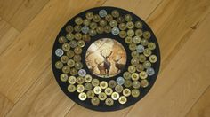 Shotgun shell picture frame. man cave and by SilverThornDesignArt, $65.00