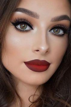 Smokey Eye Makeup Ideas 135