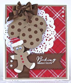 Cheery Lynn Designs Blog: Baking Holiday Treats with Lisa Blastick
