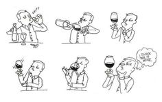 wine comic pictures