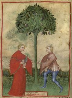 Horticultural Practices. Medieval