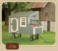 3x6 Lean-to