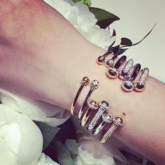 New Piaget Possession bracelets!