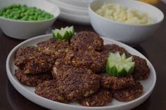 Soijarouhepihvit   Vegaanin ruokavuosi Almond, Ethnic Recipes, Food, Essen, Almond Joy, Meals, Yemek, Almonds, Eten