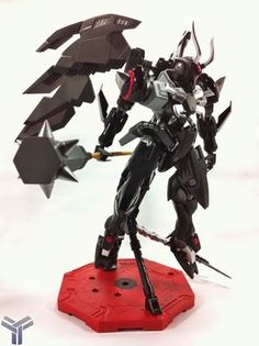 "MG 1/100 GNX-603T ""Grand 0NX"" Custom Mix Build Low Of Team Nexus Indonesia"