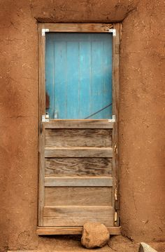 Doors of Taos Pueblo