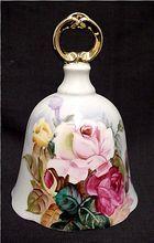 Porcelain Dinner Bell