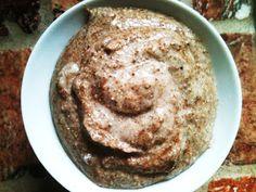 Creamy Coconut CHIA Porridge   Powercakes