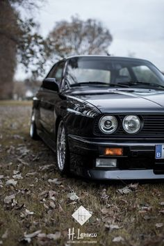 BMW 3 Series E 30
