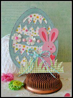 Samantha Walker Easter Card by @Cathy Harper