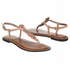 Women's Sam Edelman Gwenyth Natural Leather Shoes.com