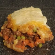 Traditional Irish Shepherd's Pie Recipe - Food.com - can use Idahoan 4 cheese instant potatoes to make it quicker to put together.