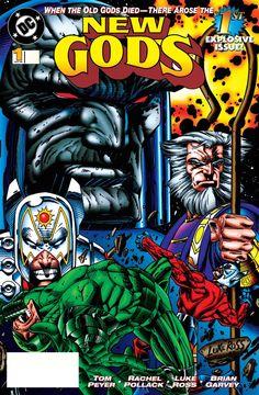 Download Free New Gods v4 #1-15 (1995-1997)