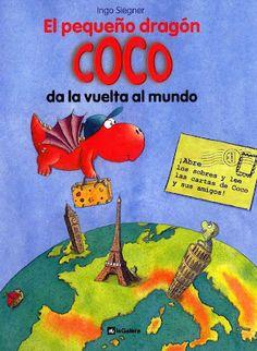 El pequeño dragón Coco da la vuelta al mundo, by Ingo Siegner