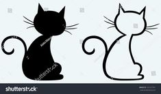 stock-vector-black-cat-silhouette-101317741.jpg (1500×880)