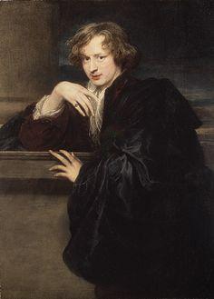 Selfportrait - Anthony Van Dyck