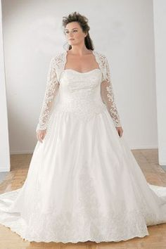 Plus Size Wedding Dresses, Plus Bridal Dresses, Plus Size Wedding Gowns, Plus Bridal Gowns on Sale @ TobeBridal.com @ ToBeBridal.com Wedding Dresses Shop