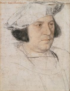 Sir Henry Guildford (1489-1532) ~ it must be a special kind of hell, being the king's favorite