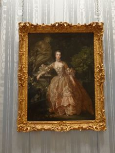 Madame the Pompadour from Boucher at the Wallace Collection London