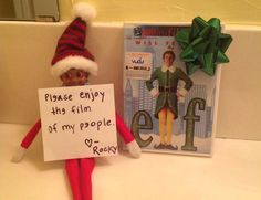 100+Elf+On+The+Shelf+Ideas